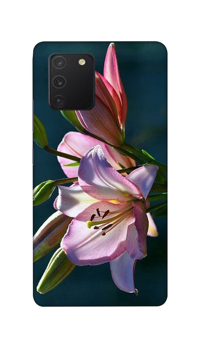 Pink Lily Hard Case For Samsung S10 Lite