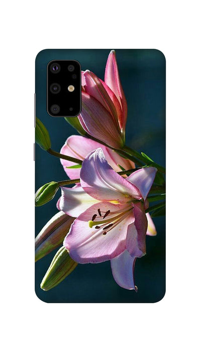 Pink Lily Hard Case For Samsung S11