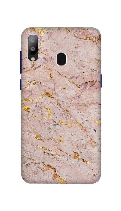 Golden Land Hard Case For Samsung A40