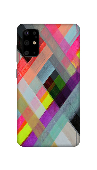 Colored Lines Hard Case For Samsung S11