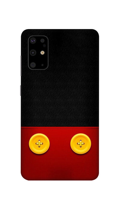Yellow buttons Hard Case For Samsung S11