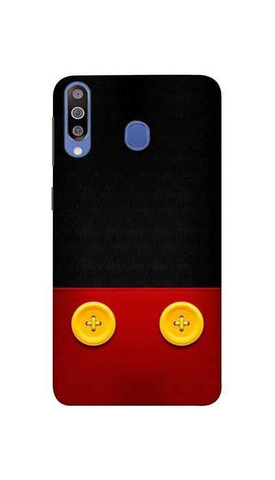 Yellow buttons Hard Case For Samsung M40