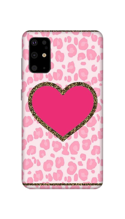 Pink Love Hard Case For Samsung S11
