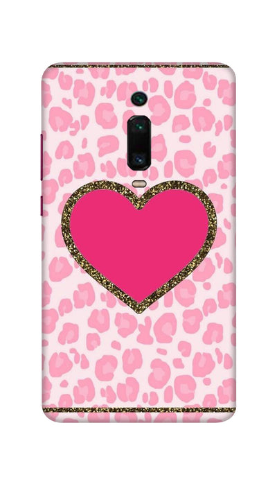 Pink Love Hard Case For Mi Redmi K20 Pro