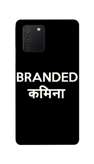 Branded kamina Hard Case For Samsung S10 Lite