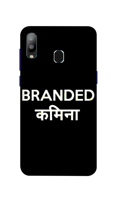 Branded kamina Hard Case For Samsung A40