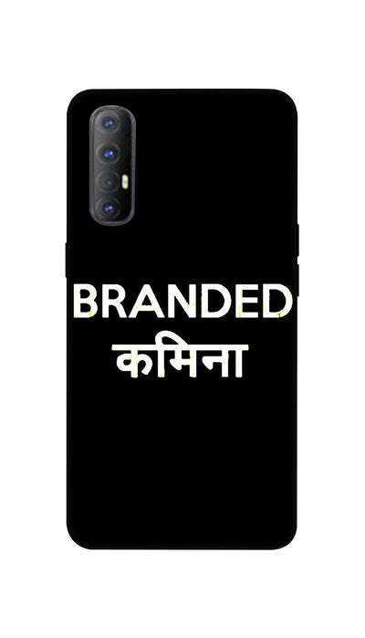 Branded kamina Hard Case For Oppo Reno 3 Pro