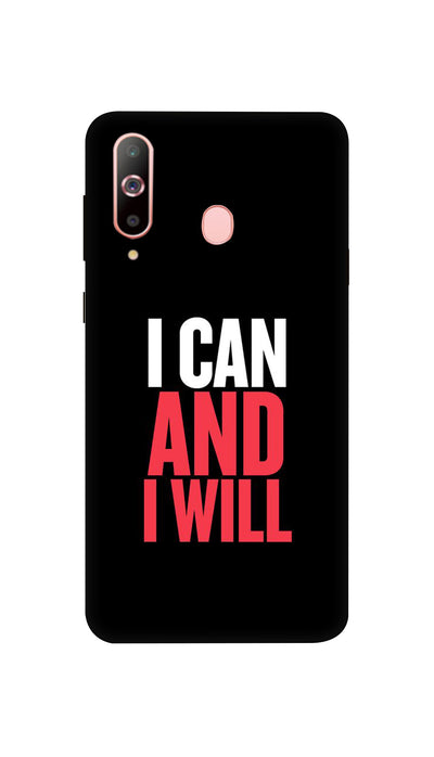 I Can And I Will Hard Case For Samsung A60