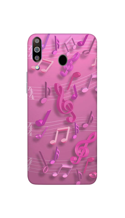 Music Love Hard Case For Samsung M30
