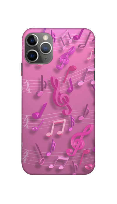 Music Love Hard Case For Apple iPhone 11 Pro
