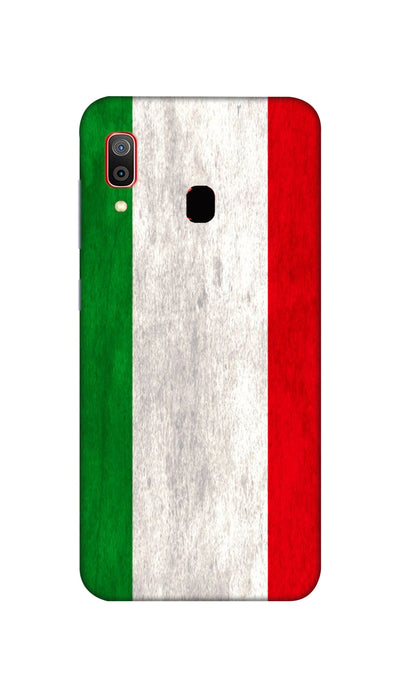 Tricolour  Hard Case For Samsung M20