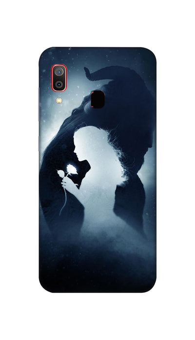 Beautifully Art Design Hard Case For Samsung M20