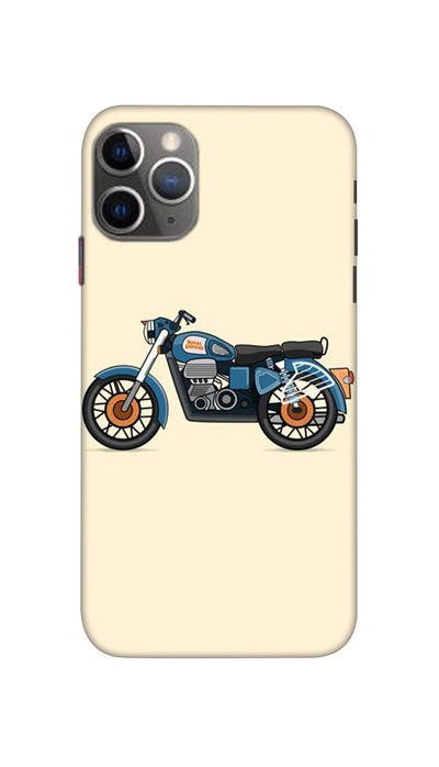 Royal Enfield Love Hard Case For Apple iPhone 11 Pro