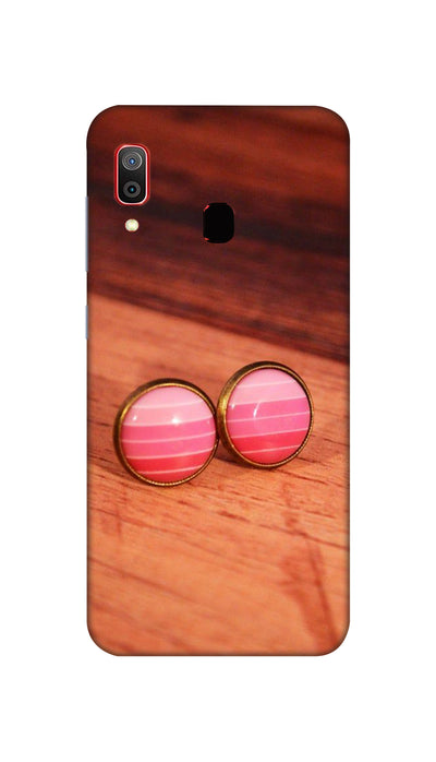 Pink tops Hard Case For Samsung M20