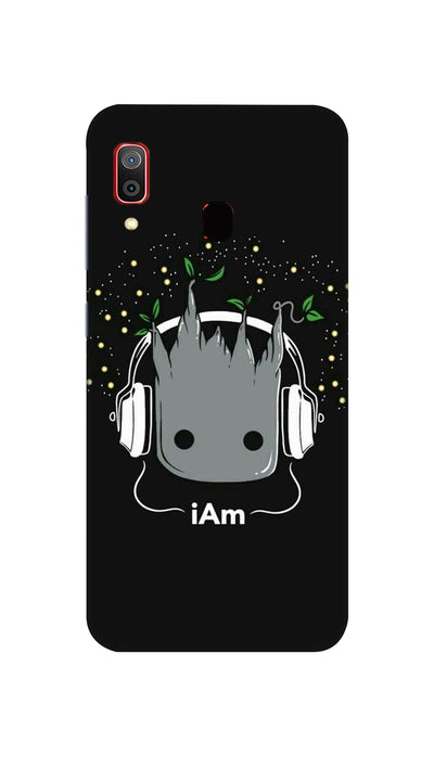 I am Music Lover Hard Case For Samsung M20