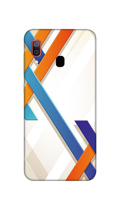 New pattern Hard Case For Samsung M20