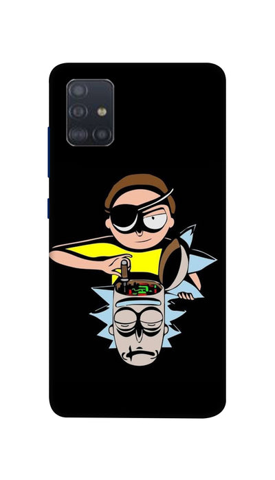 Surgical art Hard Case For Samsung A51