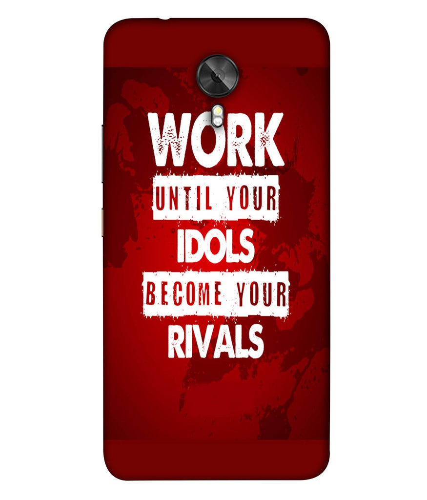 GioneeA1 Positive Quotes  Printed Case