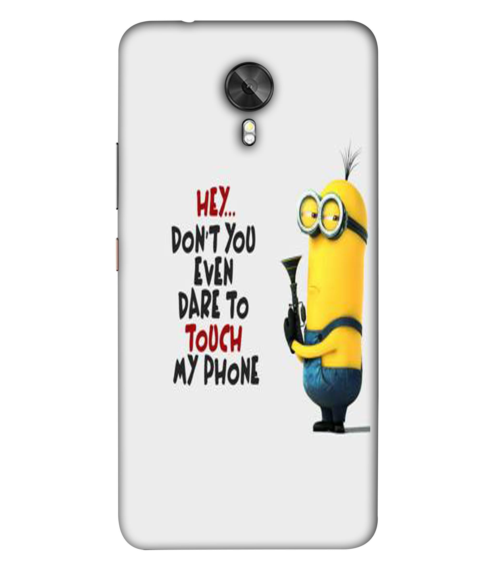 GioneeA1 Minions Quoted Phone Case