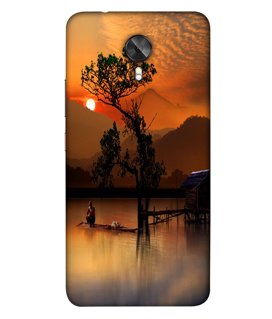 GioneeA1 Sunset View Printed Phone Case