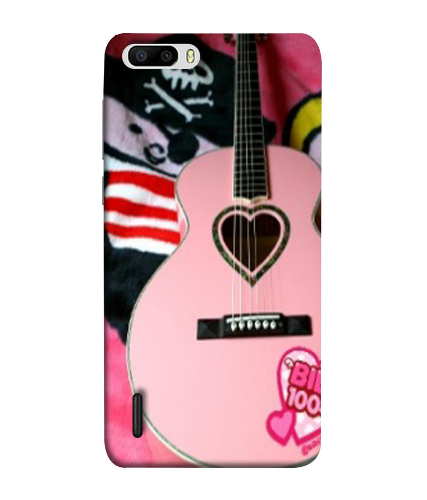 Honor6 Plus Guitar Lovers Designed Back Cover