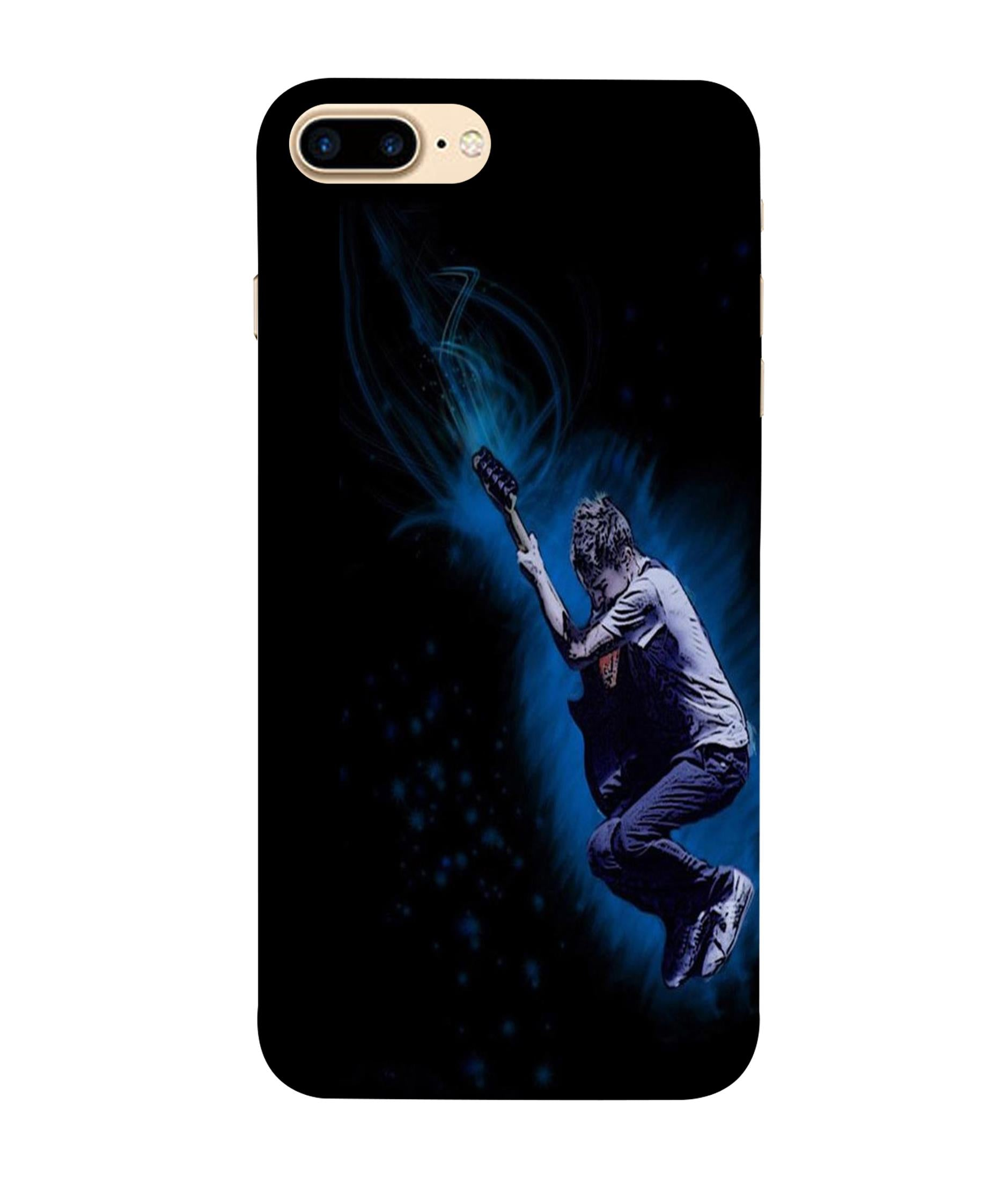 iPhone7 Plus Premium Styled Guitar Designed Back Cover