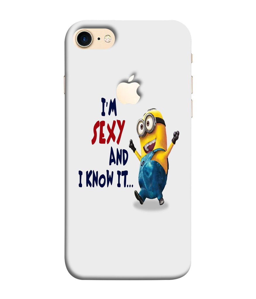iPhone8 Sexy Minions Designer Case
