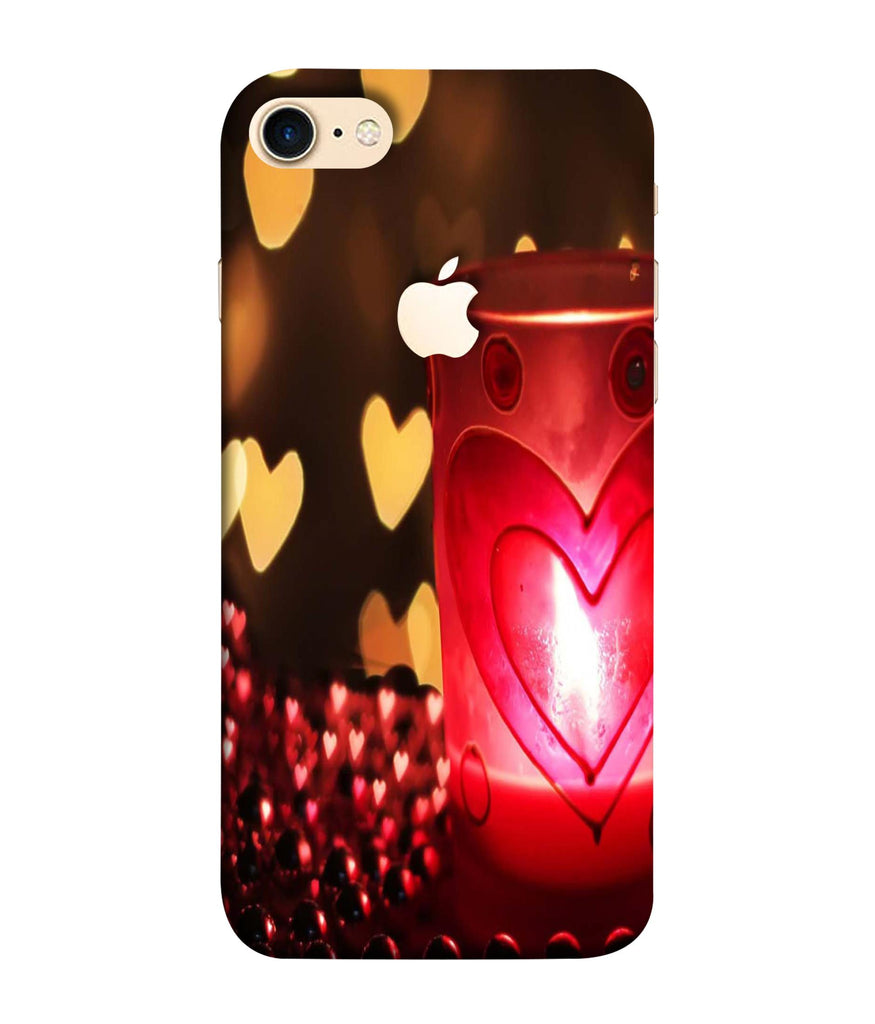 iPhone8 Love Candle Designer Case