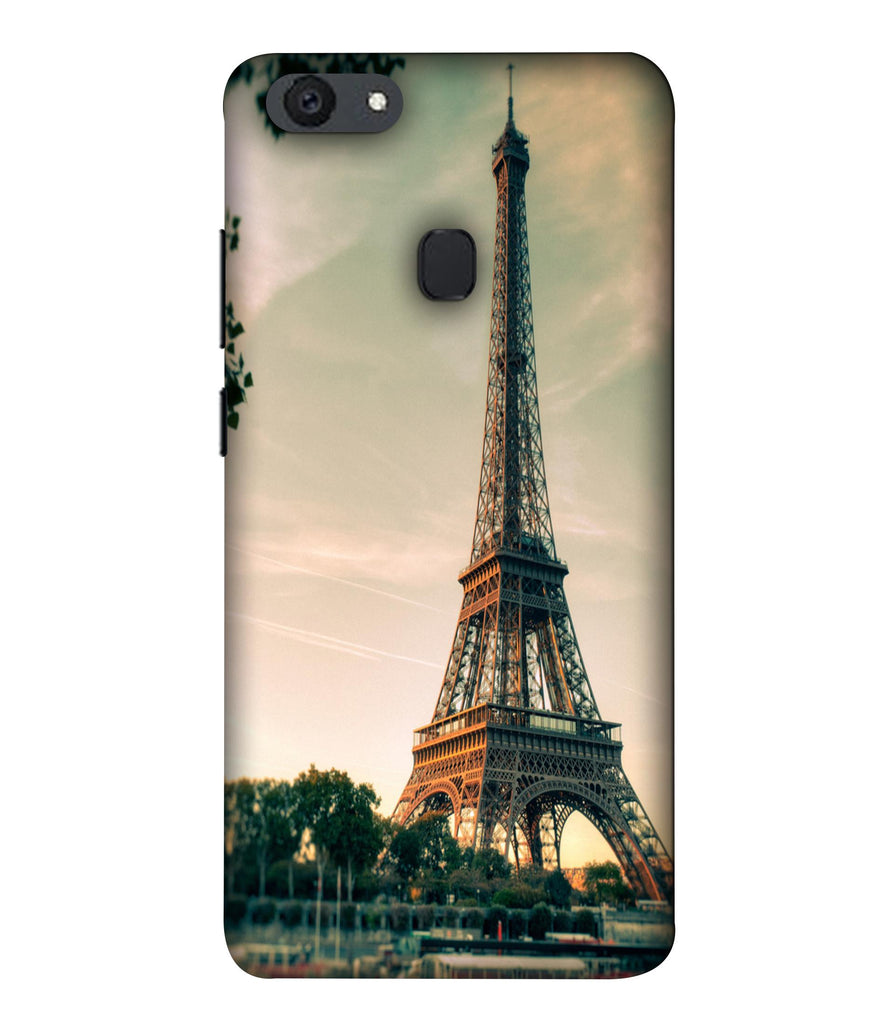 OPPOF5 Affill Tower View Designed Back Cover