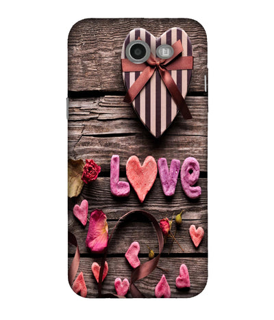 SAMSUNGJ7  Love Angle Designed Back Cover