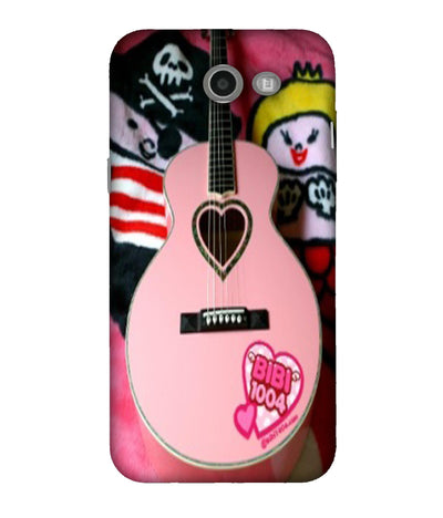 SAMSUNGJ7 Guitar Lovers Designed Back Cover