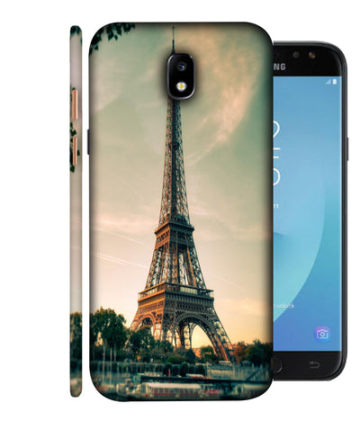 SAMSUNGJ7PLUS Affill Tower View Designed Back Cover