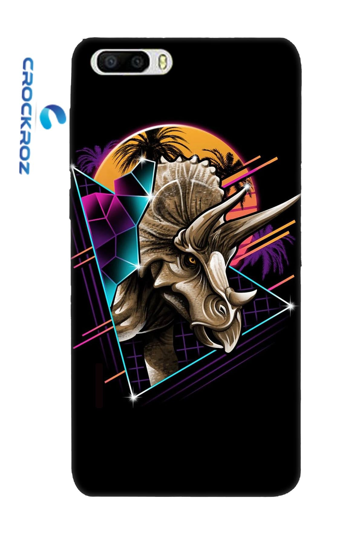 Honor7A Hungry Beast Designed Back Cover
