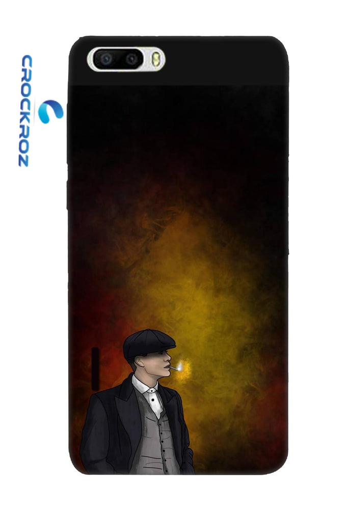 Honor7C Detective Designed Back Cover
