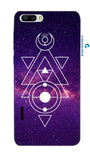 Honor 6 Plus Triangular Designed Back Cover