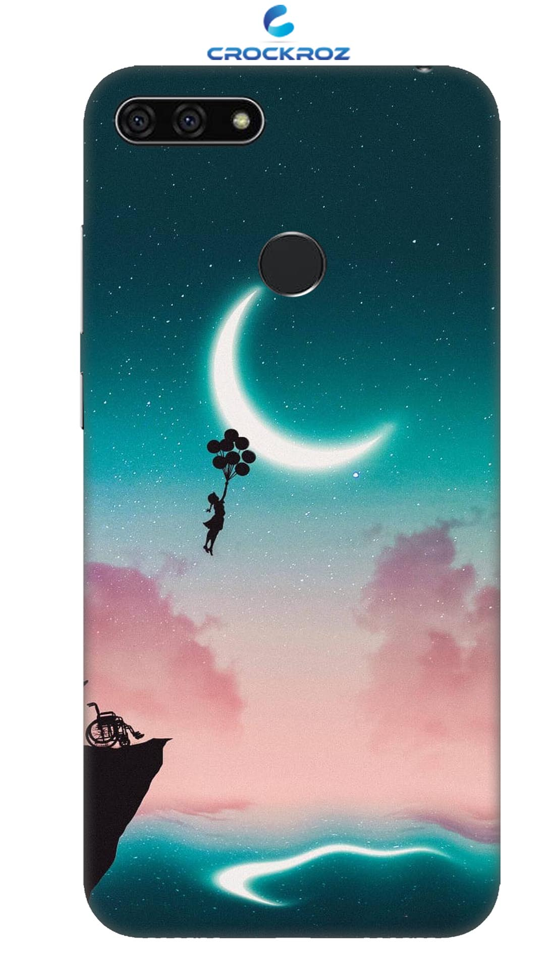 Honor 7A Moony dreams Designed Back Cover