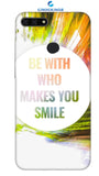 Honor 7A  Smile Designed Back Cover