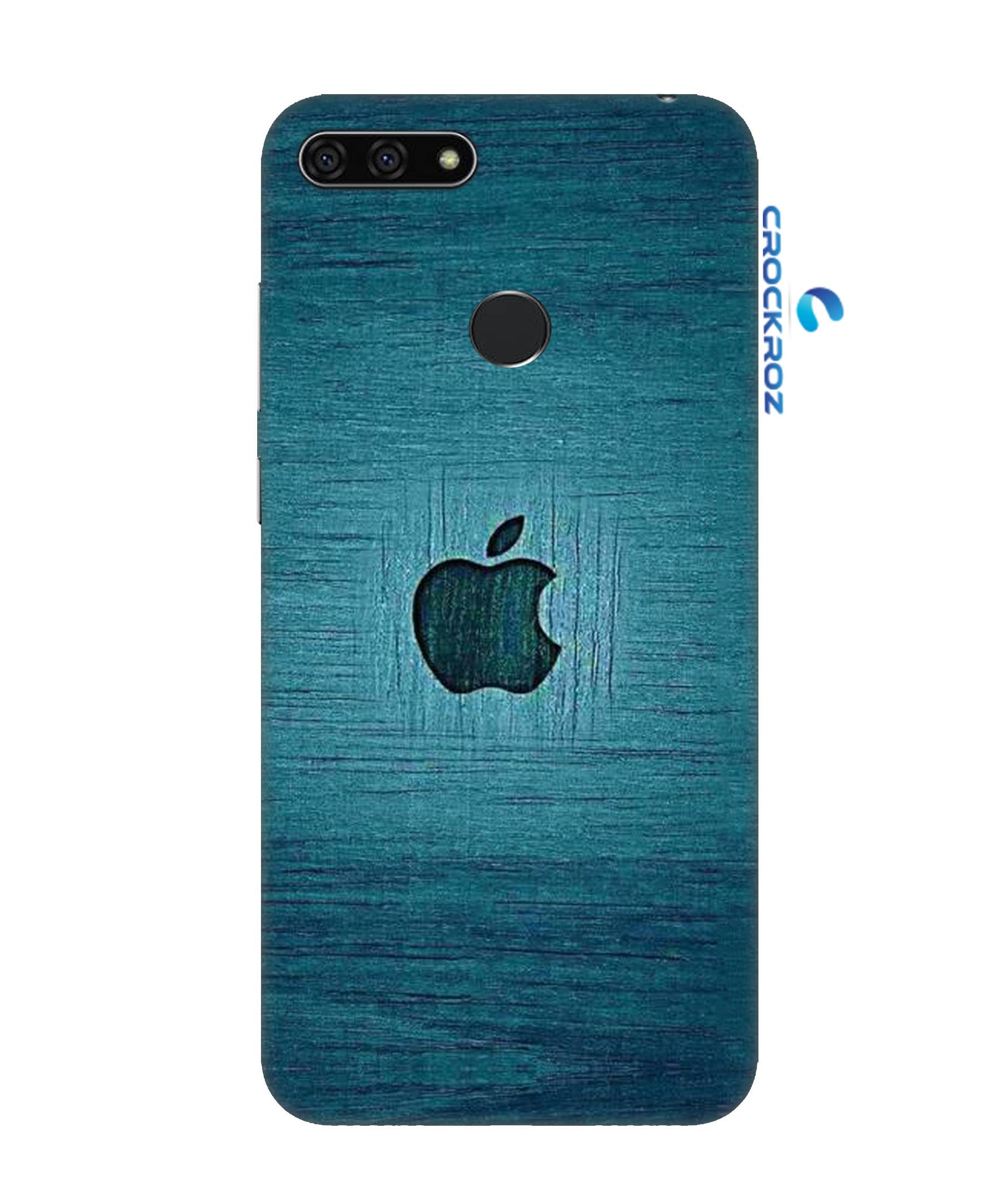 Honor 7A your Green apple Designed Back Cover