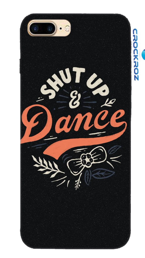 iPhone7 Plus Dance love  Designed Back Cover