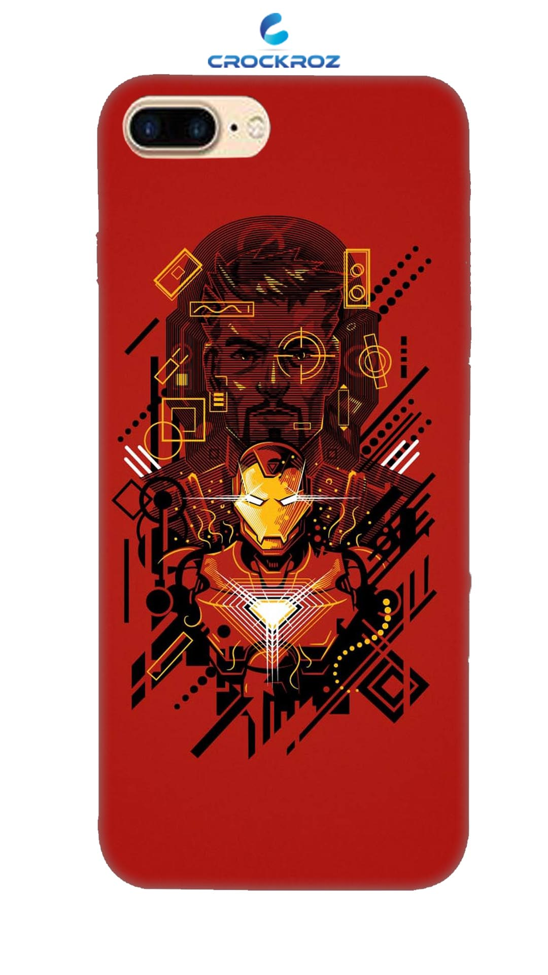 iPhone8 Plus Avenger Designed Back Cover