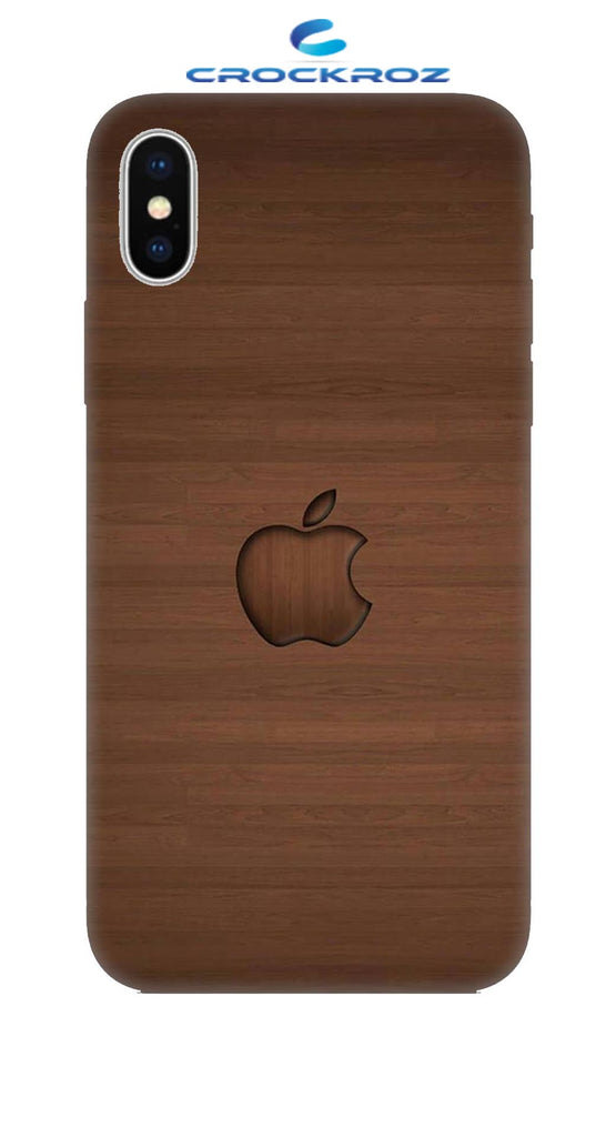 iPhone X Your apple Designed Back Cover