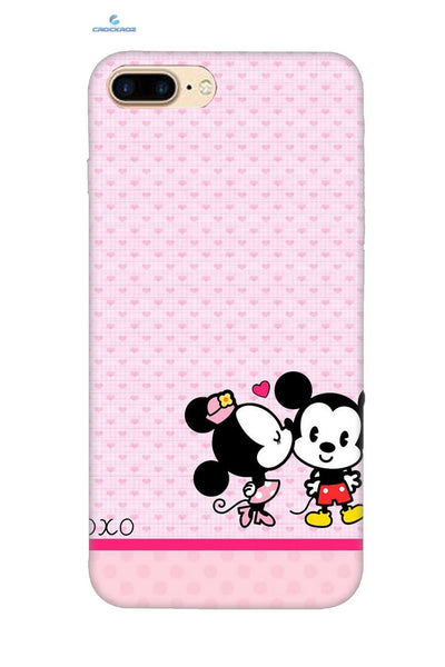 iPhone8 Plus Mickey Designed Back Cover