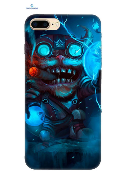 iPhone8 Plus Devil potray Designed Back Cover
