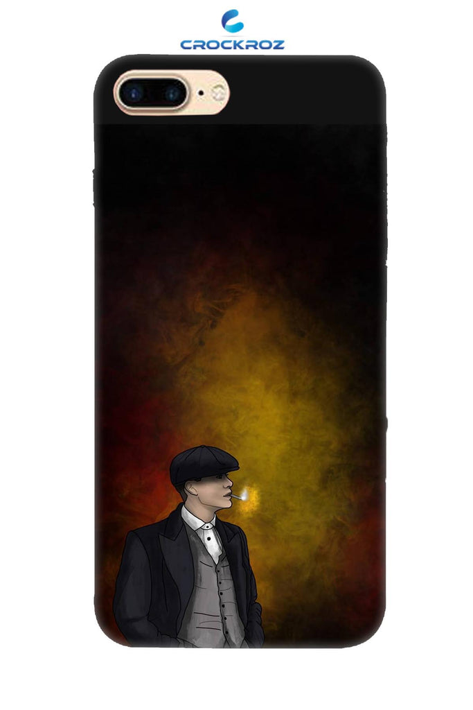 iPhone8 Plus Detective Designed Back Cover