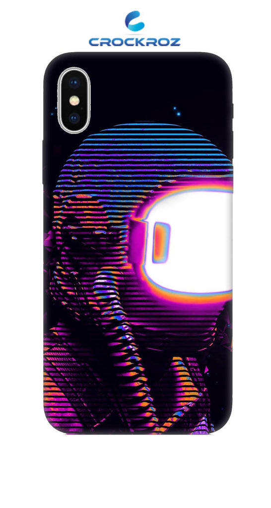 iPhone X Roberto Designed Back Cover