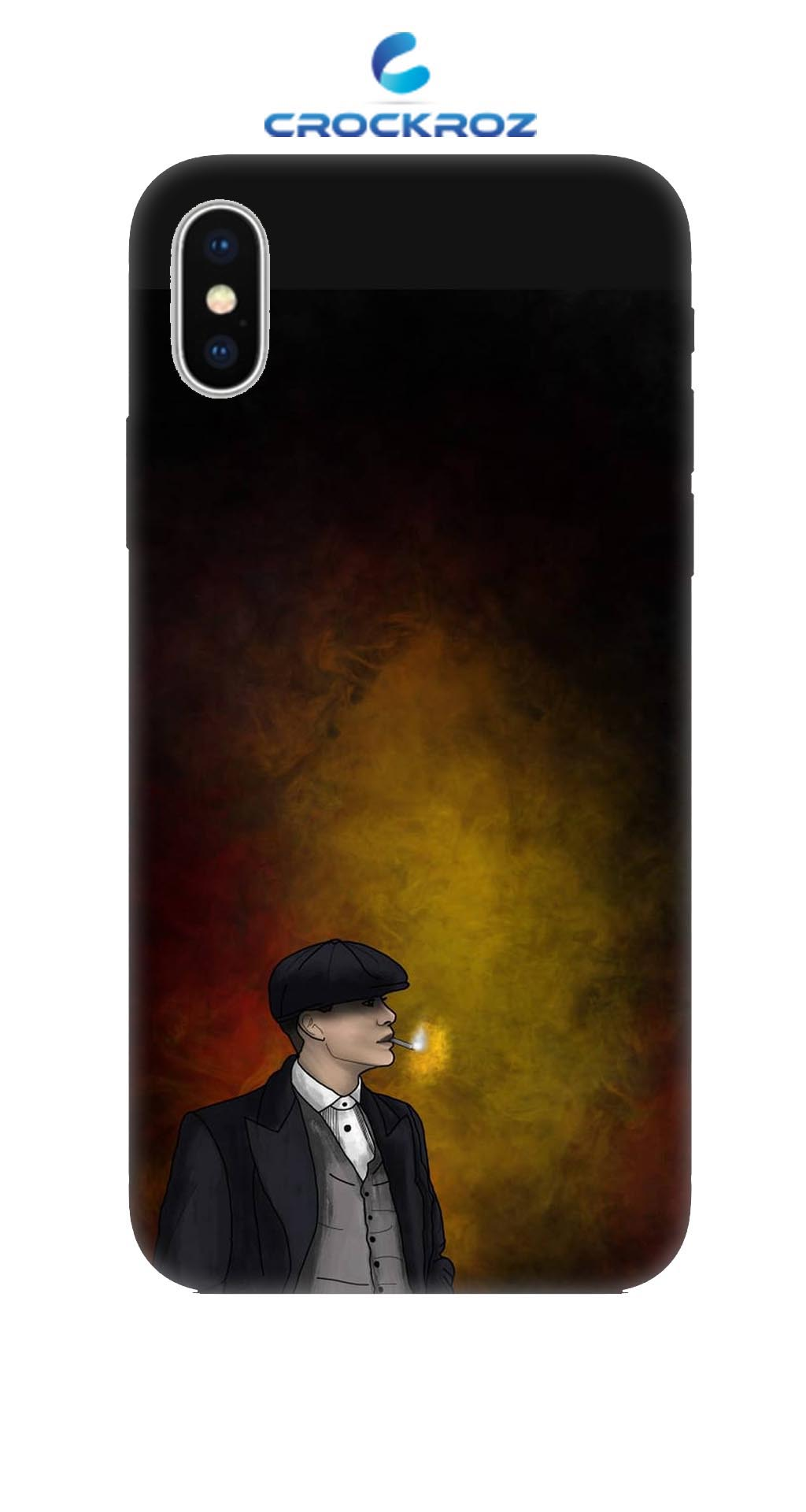 iPhone X Detective Designed Back Cover