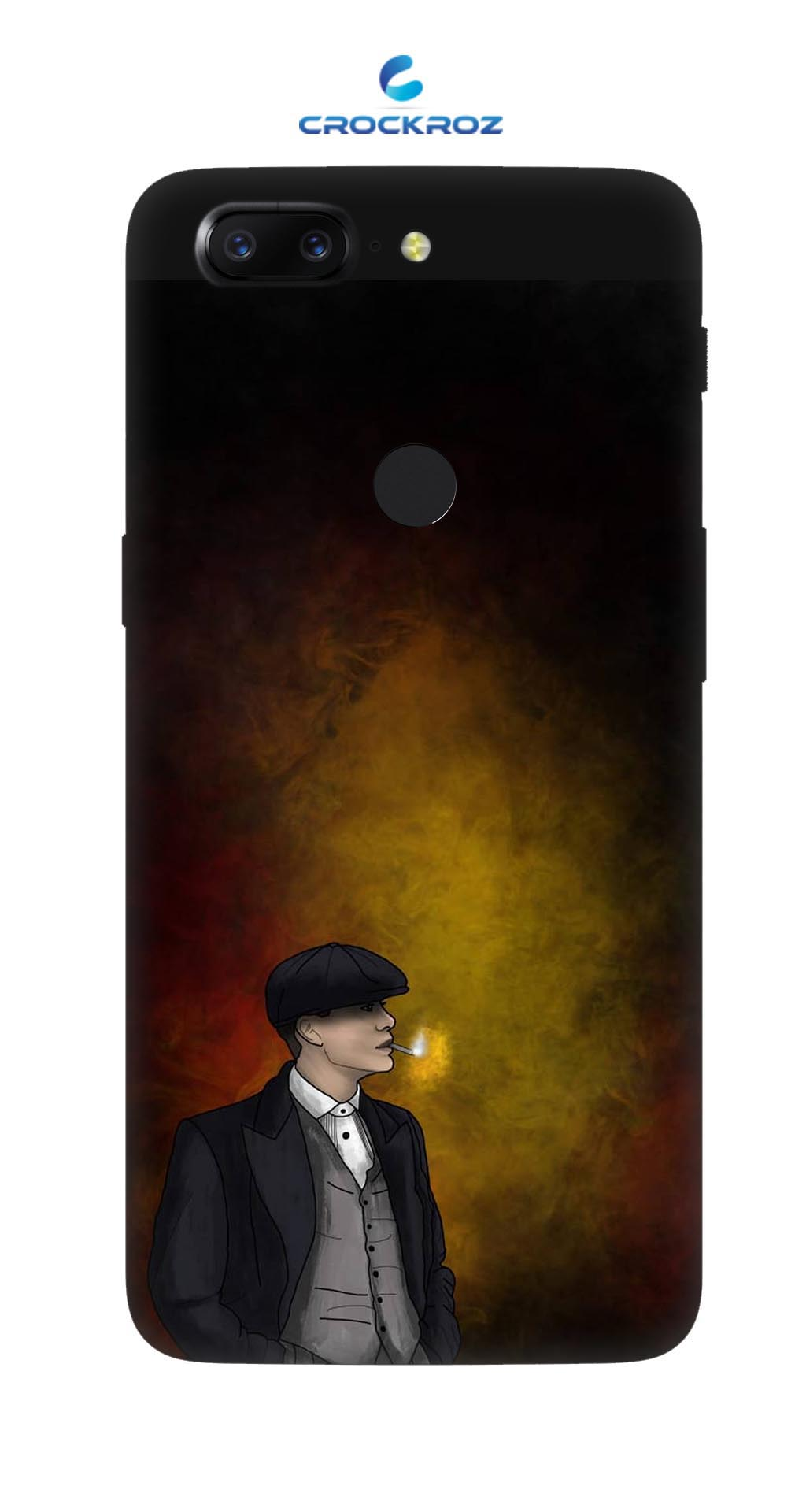 One Plus 5T Detective Designed Back Cover
