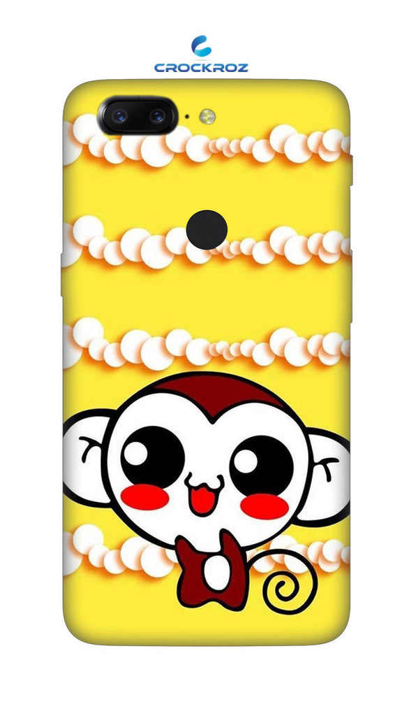 One Plus 5T Funky Designed Back Cover