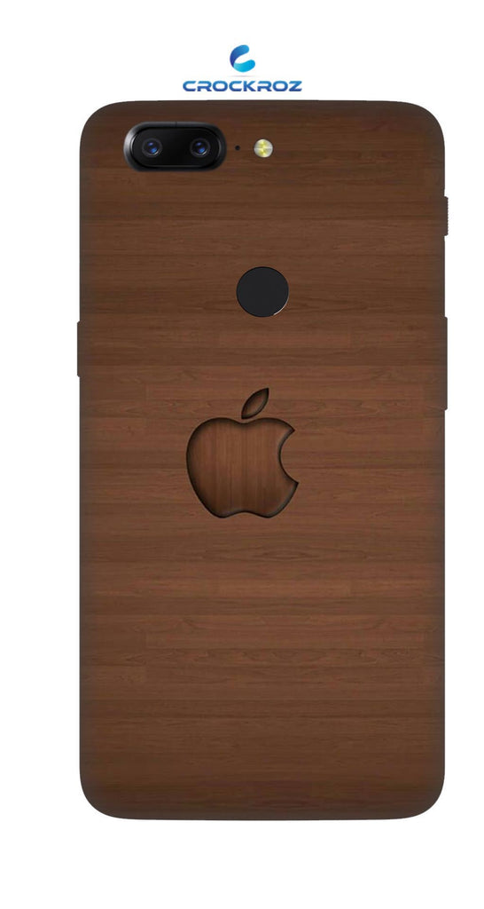 One Plus 5T Your apple Designed Back Cover