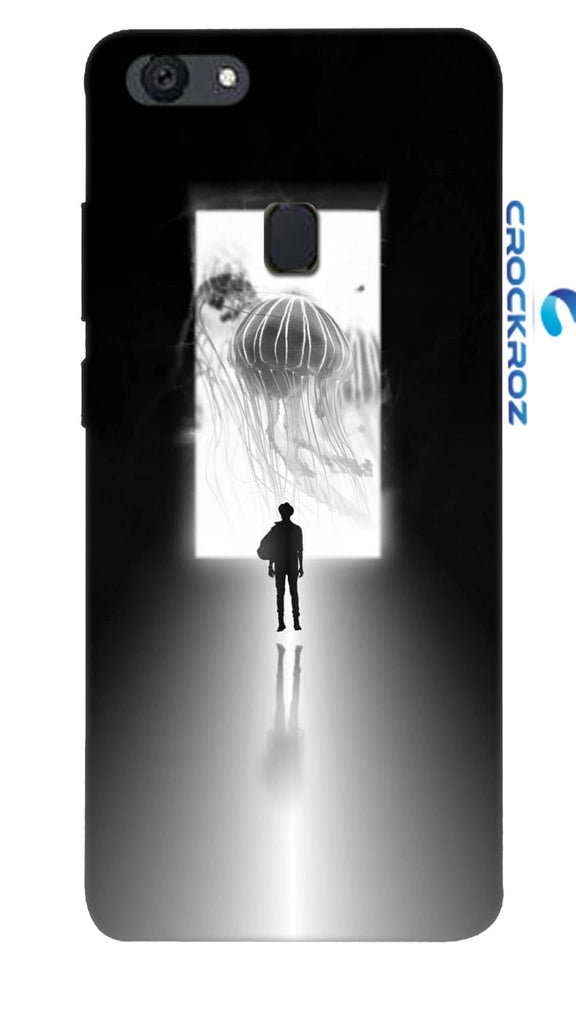 Oppo F5 Mission space Designed Back Cover